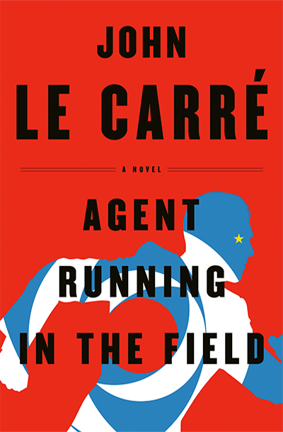 Agent Running In The Field - US Book Cover